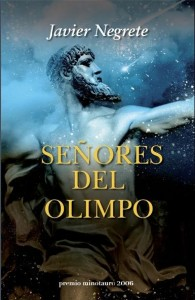 Novela de Javier Negrete