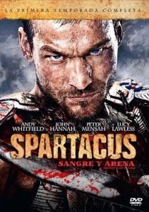 Carátula Spatacus Temporada 1
