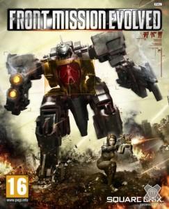 Carátula Front Mission Evolved
