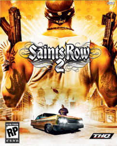 Carátula Saints Row 2