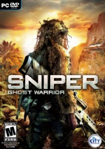 Carátula Sniper: Ghost Warrior