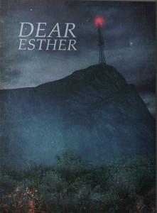 Carátula Dear Esther