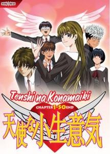 Carátula de Tenshi na Konamaiki